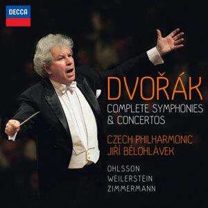 Frank Peter Zimmermann,Jiri Belohlavek,Czech Philharmonic,Garrick Ohlsson,Alisa Weilerstein 歌手頭像