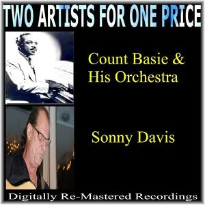 Count Basie & His Orchestra, Sonny Davis 歌手頭像