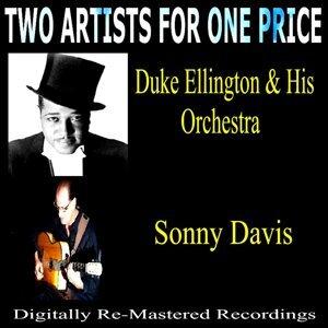 Duke Ellington & His Orchestra, Sonny Davis 歌手頭像