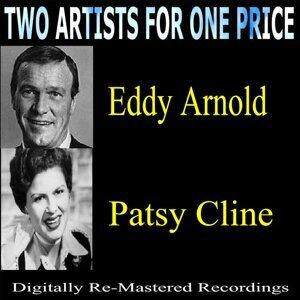 Eddy Arnold, Patsy Cline 歌手頭像