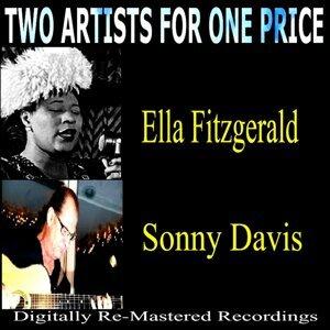 Ella Fitzgerald, Sonny Davis 歌手頭像