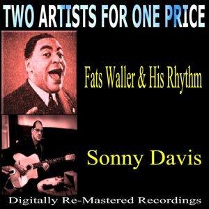 Fats Waller & His Rhythm, Sonny Davis 歌手頭像