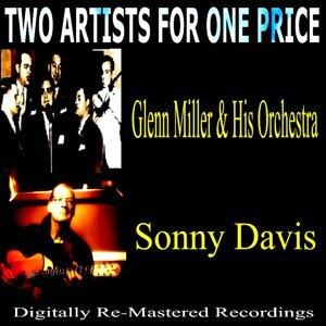 Glenn Miller & His Orchestra, Sonny Davis 歌手頭像