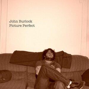 John Burlock アーティスト写真