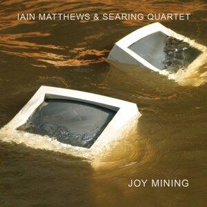 Iain Matthews & Searing Quartet アーティスト写真