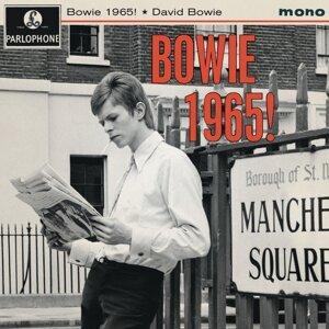 Bowie 1965! アーティスト写真