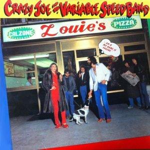 Crazy Joe and the Variable Speed Band アーティスト写真