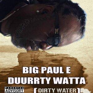 Big Paul E アーティスト写真
