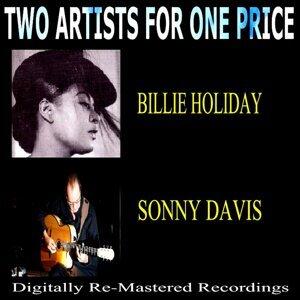 Billie Holiday, Sonny Davis 歌手頭像
