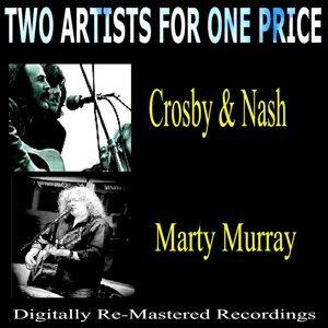 Crosby & Nash, Marty Murray 歌手頭像