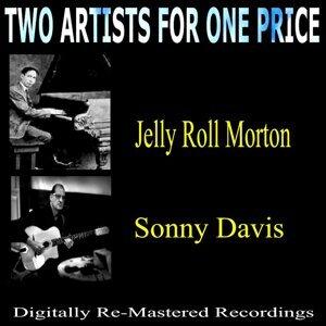 Jelly Roll Morton, Sonny Davis 歌手頭像