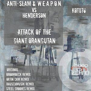 Anti-Slam, W.E.A.P.O.N., Henderson 歌手頭像