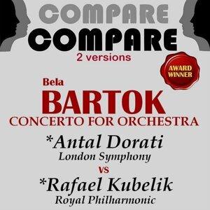 Antal Dorati, Rafael Kubelik 歌手頭像