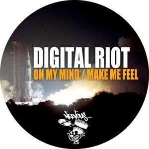 Digital Riot アーティスト写真