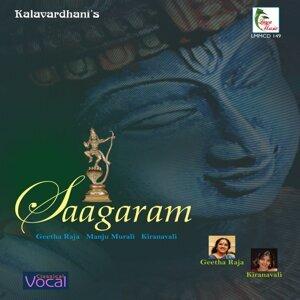 Geetha Raja, Manju Murali, Kiranavali 歌手頭像