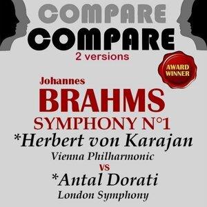 Herbert von Karajan, Antal Dorati アーティスト写真