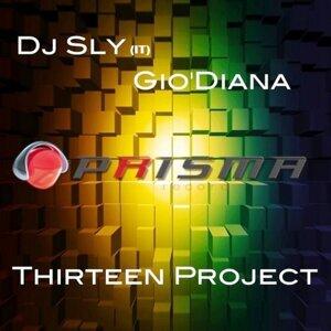 DJ Sly, Gio'Diana アーティスト写真