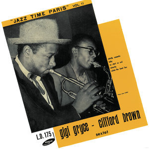 Gigi Gryce, Clifford Brown アーティスト写真