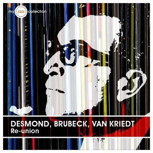 Paul Desmond, Dave Brubeck, Dave Van Kriedt アーティスト写真