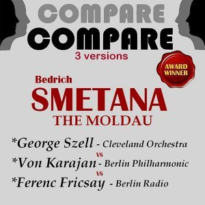 George Szell, Herbert von Karajan, Ferenc Fricsay アーティスト写真
