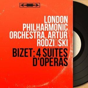 London Philharmonic Orchestra, Artur Rodzinski 歌手頭像