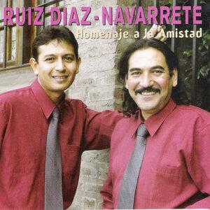 Dúo Ruiz Díaz-Navarrete アーティスト写真