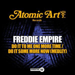 Freddie Empire アーティスト写真