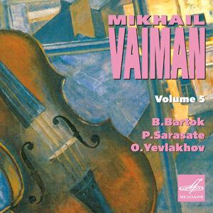Mikhail Vaiman | Maria Karandashova アーティスト写真