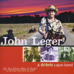 John Leger 歌手頭像