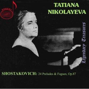 Tatiana Nikolayeva 歌手頭像