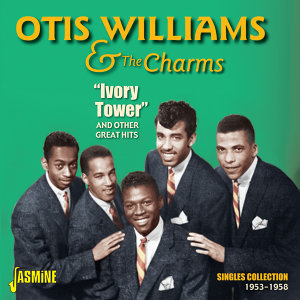 Otis Williams And The Charms アーティスト写真