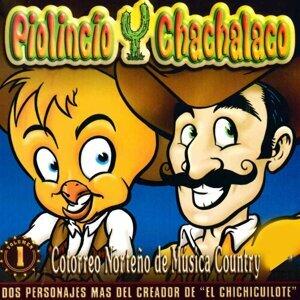 Piolincio y Chachalaco アーティスト写真