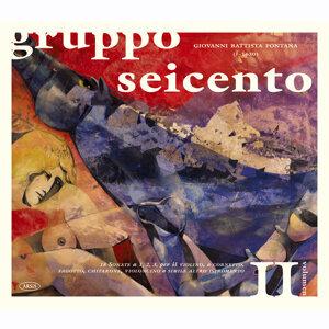 Gruppo Seicento アーティスト写真