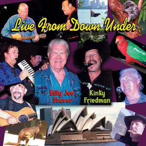 Kinky Friedman And Billy Joe Shaver  アーティスト写真