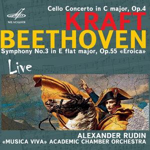 "Alexander Rudin | Academic Chamber Orchestra ""Musica Viva"" 歌手頭像"