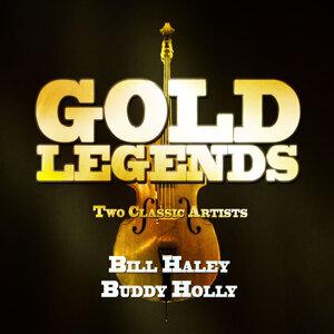 Bill Haley|Buddy Holly 歌手頭像