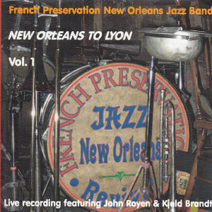 French Preservation New Orleans Jazz Band アーティスト写真