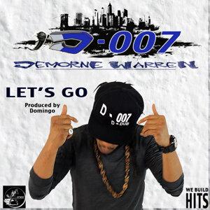 D -007 歌手頭像