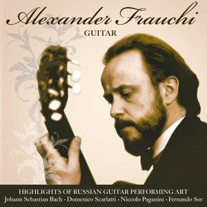 Alexander Frauchi 歌手頭像
