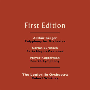 The Louisville Orchestra and Robert Whitney アーティスト写真