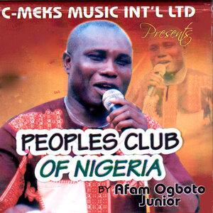 Afam Ogbuotobo Junior 歌手頭像