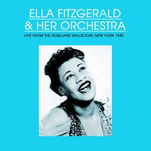 Ella Fitzgerald & Her Orchestra アーティスト写真
