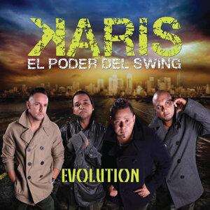 """Karis """"El Poder del Swing"""" アーティスト写真"""