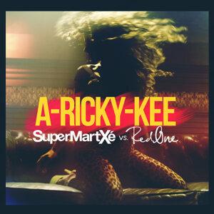 A-Ricky-Kee (SuperMartXé vs. RedOne) - Single 歌手頭像