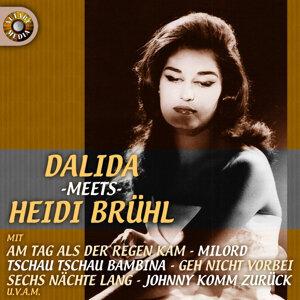 Dalida|Heidi Brühl 歌手頭像