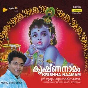 Madhu Balakrishnan 歌手頭像