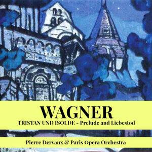 Pierre Dervaux & Paris Opera Orchestra アーティスト写真