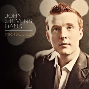 John Stevens Band アーティスト写真
