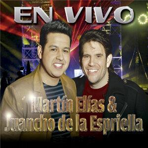 Martin Elias y Juancho De La Espriella 歌手頭像