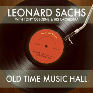 Leonard Sachs with Tony Osborne & His Orchestra アーティスト写真